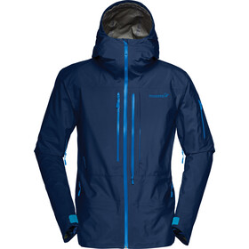 Norrøna Lofoten Gore-Tex Pro Jacket Men indigo night